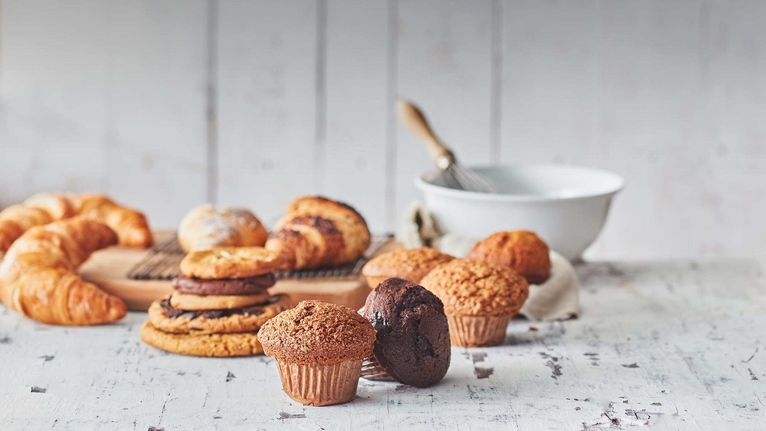 Muffin Plus Muffins